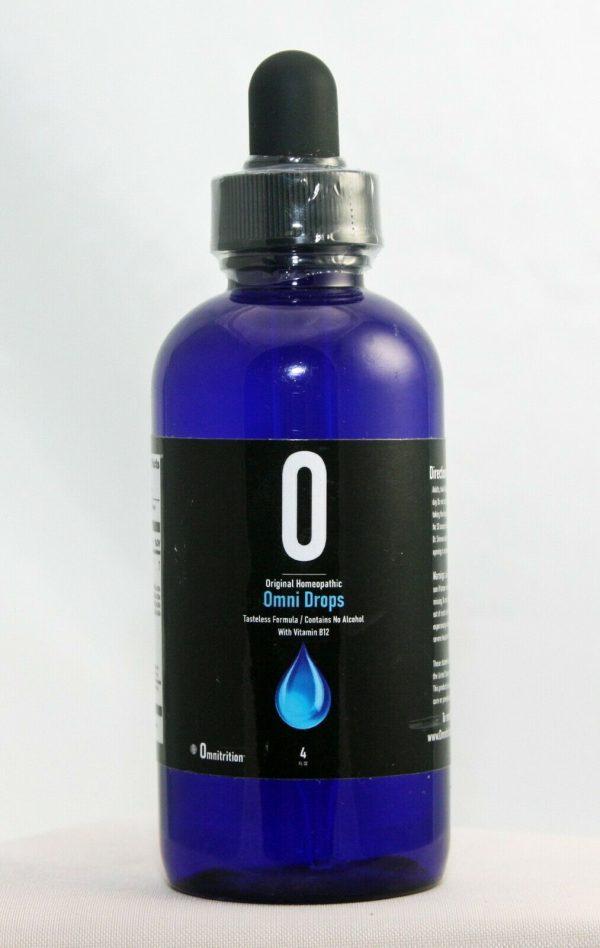Omnitrition Omni Drop Program, 4 fl oz - EXP 04/2024 1