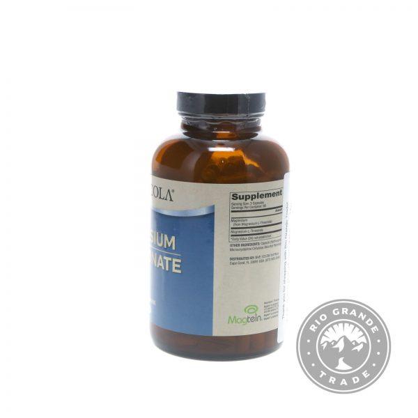 NEW Dr. Mercola 270 Caps Magnesium L-Threonate - 90 Servings / 270 Capsules 2