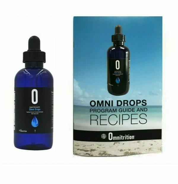 Omnitrition Omni Drop Program, 4 fl oz - EXP 04/2024