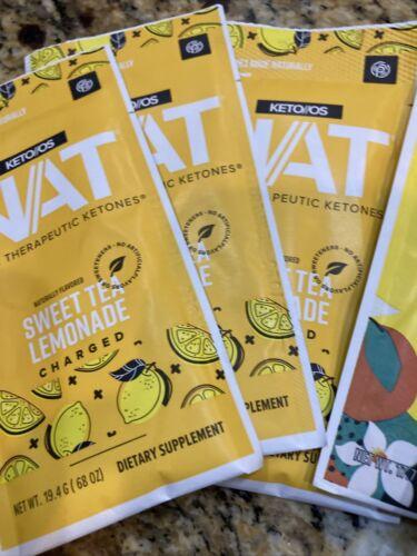 KETO  OS NAT SWEET TEA LEMONADE, CITRUS GREEN TEA, LIFE'S X 9 NEW FLAVOR 1