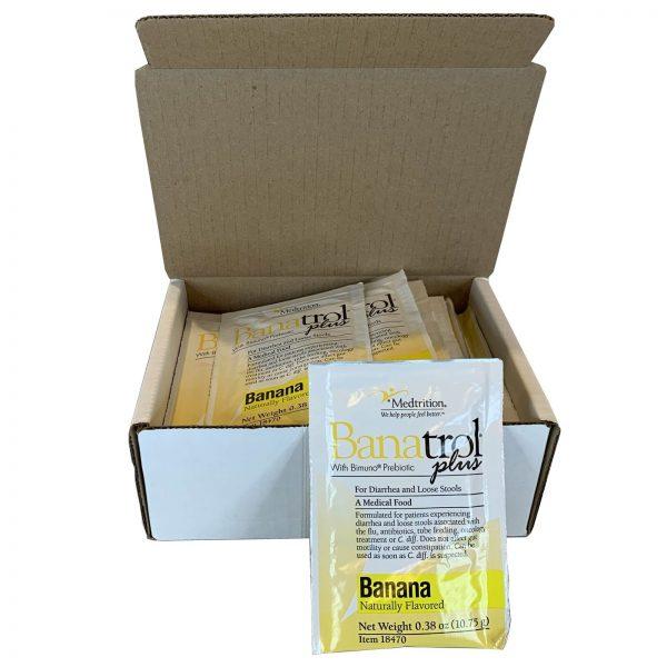 Banatrol Plus Oral Supplement Banana 10.75 Gram Packet 75 Ct 3