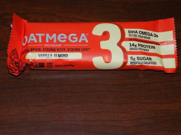 84 OatMega Protein Bars 3 Flavors Vanilla Almond, Choc Mint & Choc Peanut 09/21+ 1