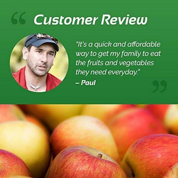 Grown American Superfood: 31 Organic Whole Fruits & Veggies in Every Scoop! (2) 7