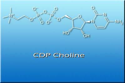 CDP Choline (citicoline) 100g Bulk Powder