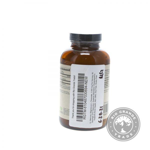 NEW Dr. Mercola 270 Caps Magnesium L-Threonate - 90 Servings / 270 Capsules 3