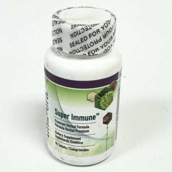 Univera Super Immune Herbal Dietary Supplement 90 Tablets Bottle New EXP 06/22