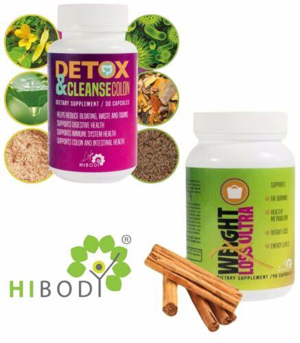 Hibody Detox + Weightloss