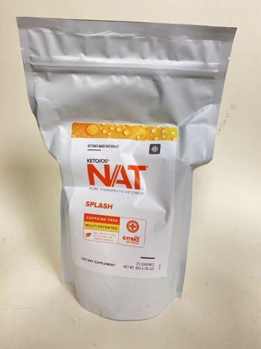 Pruvit Splash NAT Caffeine Free 25 servings 16 oz
