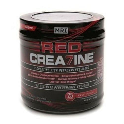 MRI Red Crea7ine - 7 TYPES OF CREATINE! - 12x500g Bottles! WHOLESALE SPECIAL!