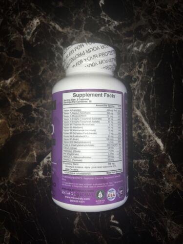 Micro Daily Methylated Optimal Immune and Anti Inflamatory Response 120 capsules 2