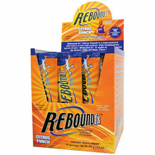 Youngevity Rebound Fx Citrus Punch 30 count 2 boxes Dr. Wallach Theo Ratliff