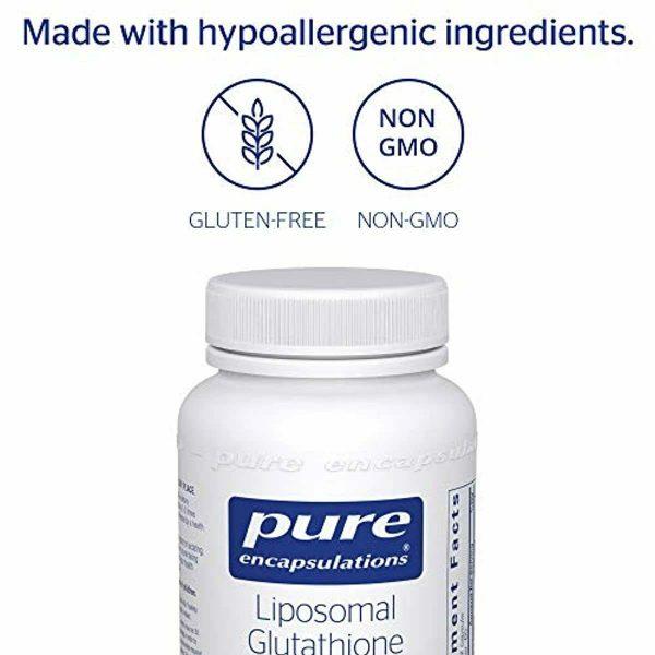Pure Encapsulations - Liposomal Glutathione - Antioxidant, Liver Support and Det 3