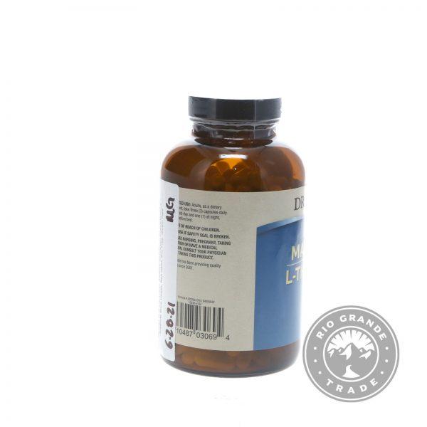 NEW Dr. Mercola 270 Caps Magnesium L-Threonate - 90 Servings / 270 Capsules 4