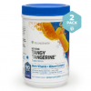 Beyond Tangy Tangerine Original 420g Canister Twin Pack by Youngevity - limited