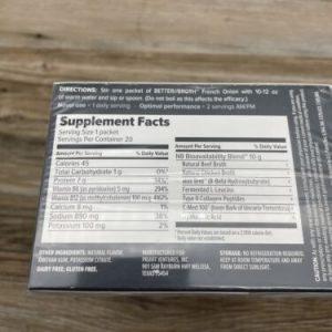 1 Box (20 Packets) Pruvit KETO FRENCH ONION Better Bone Broth Brand New 1