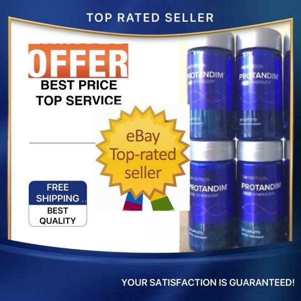 Sale$$ New/Sealed LifeVantage Protandim Nrf2 Synergizer 4 Packs - Exp 05/2023
