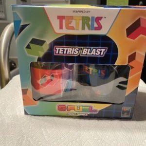 *Rare* G Fuel TETRIS BLAST Collector's Box - Limited Edition