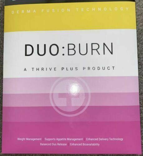 le-vel thrive DFT DUO BURN - New & FRESH!