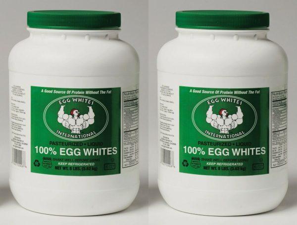 Egg Whites International Liquid Egg White Protein Drink - 2 Gallons