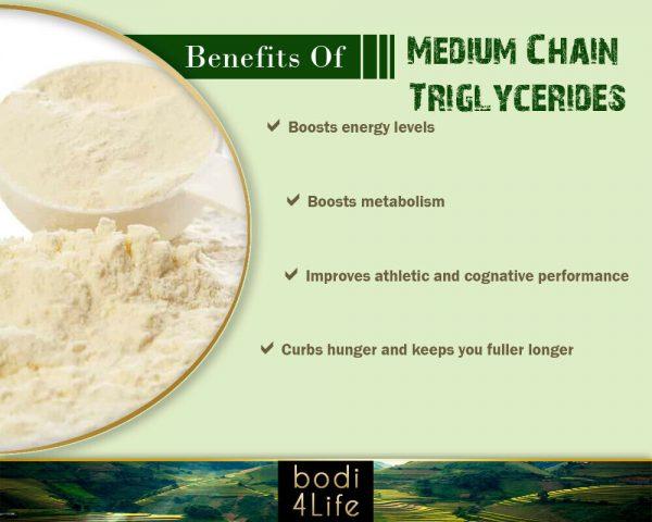 MCT Oil Powder (Vegan Coconuts Extract, NON-GMO) - Purity Lab Grade (4oz > 32oz) 3