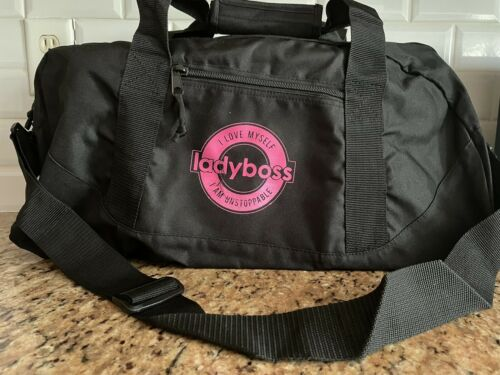 NEW LadyBoss Lean Mocha Cappuccino AND SWAG DUFFEL BAG! LIMITED EDITION SOLD OUT 4
