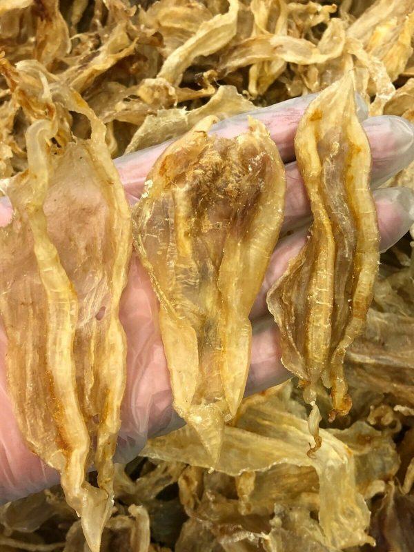 Natural Dried Fish Maw半磅装/1磅装/超靓南美洲天然野生蝴蝶胶,黃花鱼胶(纽约总经销) 6