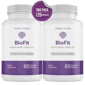 (2 Pack) BioFit Weight Loss Probiotic Supplement - Bio Fit